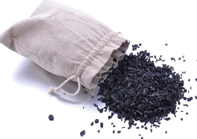 椰壳活性炭煤质不同分布差异